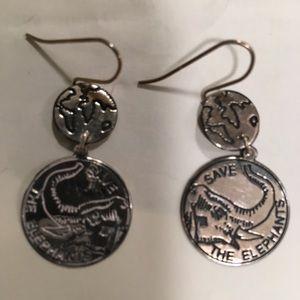 Sterling silver earnings